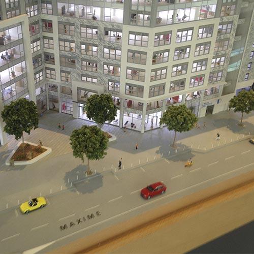 Maquettes de Promotion Immobilière - Photo 14