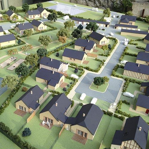 Maquettes de Promotion Immobilière - Photo 20