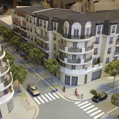 Maquettes de Promotion Immobilière - Photo 23