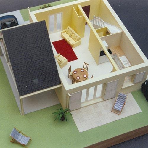 Maquettes de Promotion Immobilière - Photo 3