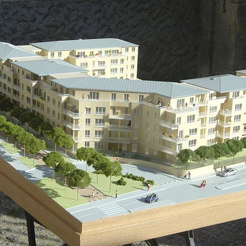Maquettes de Promotion Immobilière - Photo 30