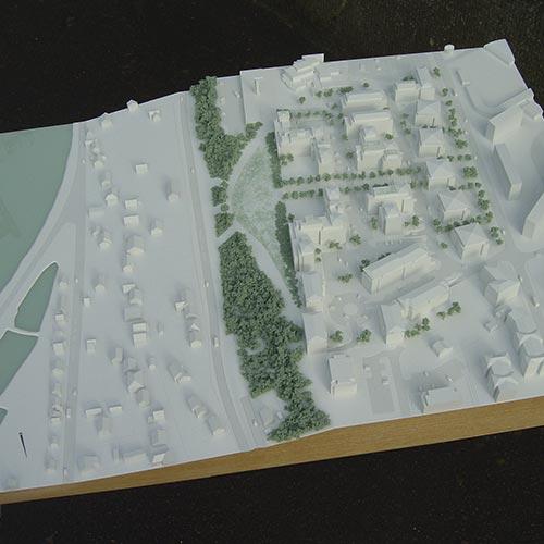 Maquettes d'urbanismes - Photo 3