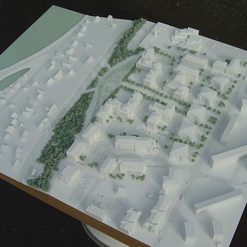 Maquettes d'urbanismes - Photo 2